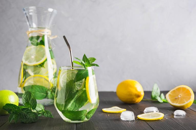 Detoks suyu metabolizma çalıştırır
